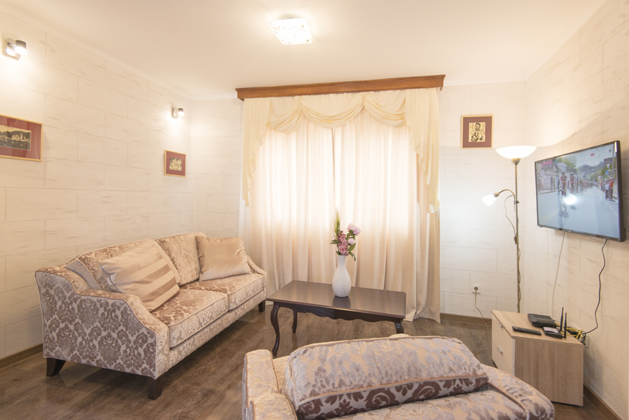 Deluxe VIP Apartments
